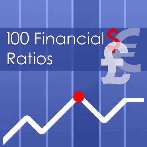 100 Financial Ratios for iPad