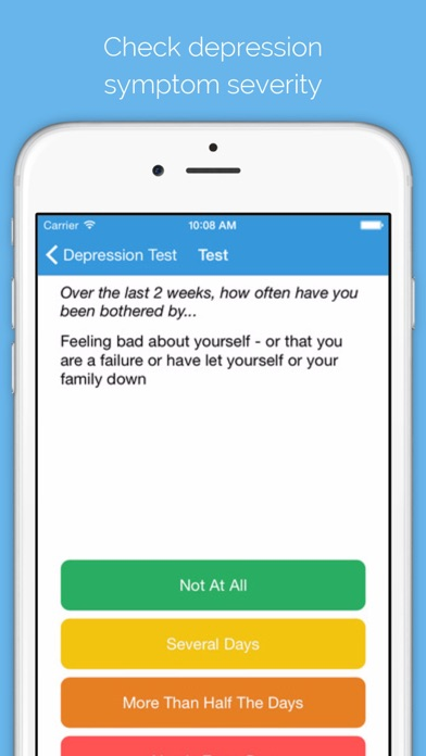 Depression Screening Test