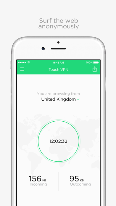 Touch VPN — Unlimited Proxy for Windows