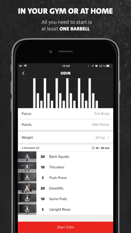 Freeletics Gym screenshot-2