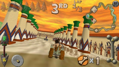 Cro Mag Rally review screenshots