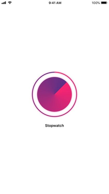 Multi-Stopwatch