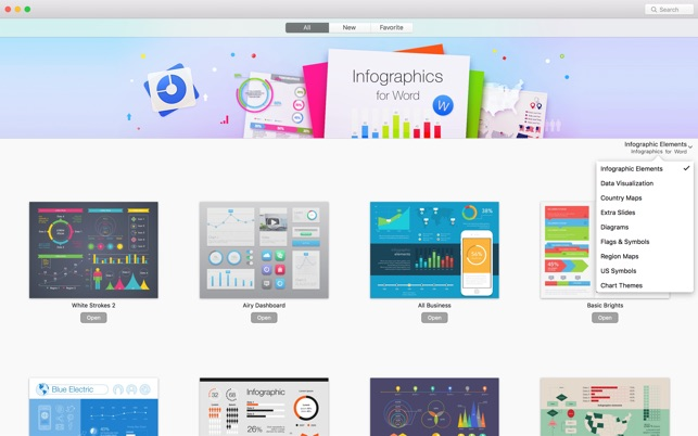 Infographics -Template Factory