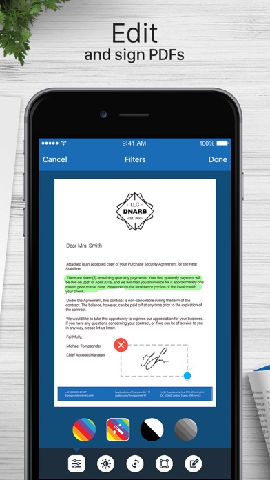 Download Scanner for Me + OCR for Android