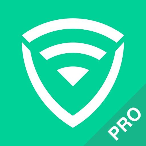 腾讯WiFi管家(专业版)- 无线安全热点一键解锁... app for iphone