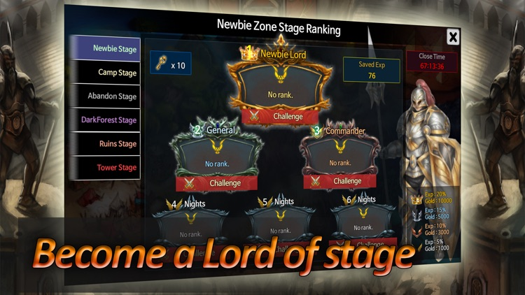 Lord of Stage screenshot-5