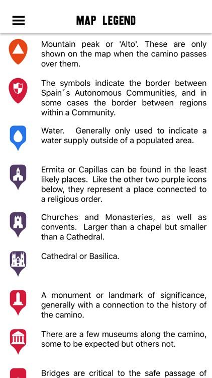 Wisely : Camino Francés screenshot-8