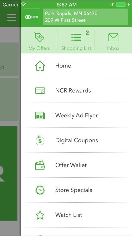 NCR Rewards