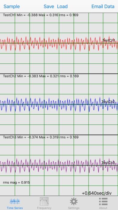 Vibration screenshot one