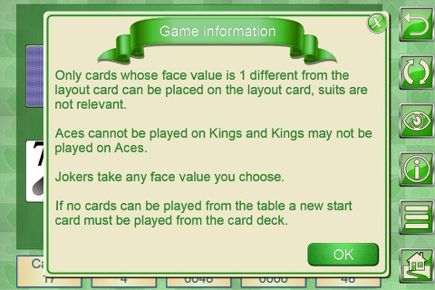 HomeRun V+ - card solitaire - náhled