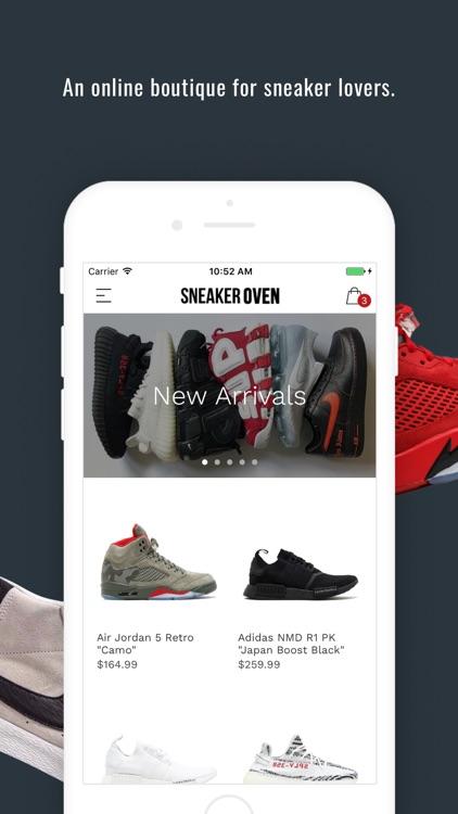 SneakerOven