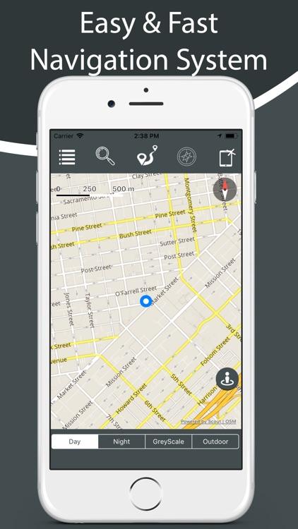 GPS Navigation Traffic & Maps screenshot-4