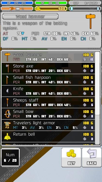 TacticsRPG screenshot-3
