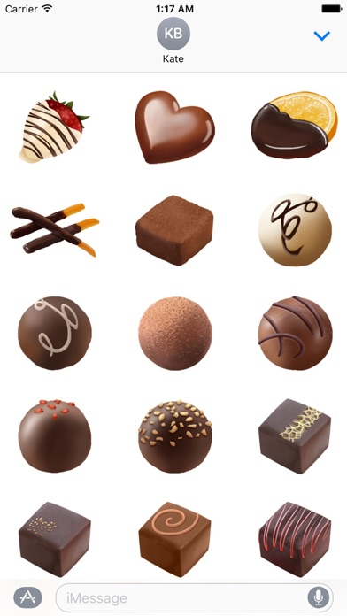 Chocolate For Your Sweet Love - 窓用