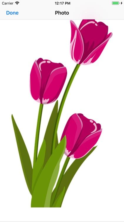 Terrific Tulip Stickers screenshot-9