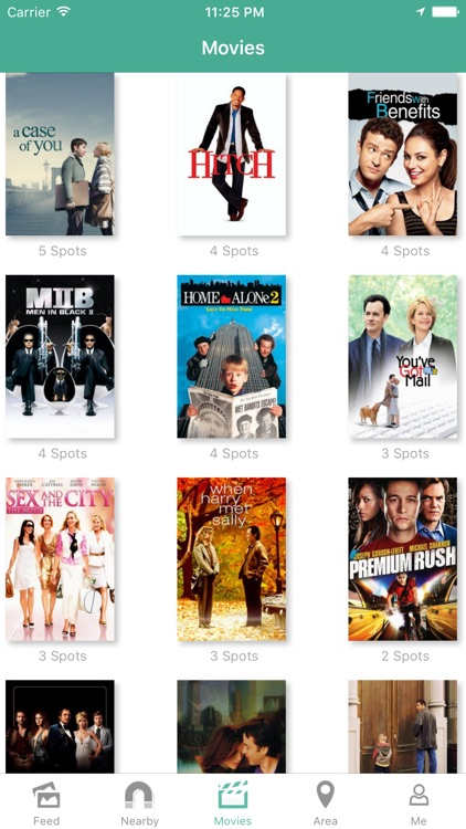 MovieSpot NYC Film Locations screenshot-4