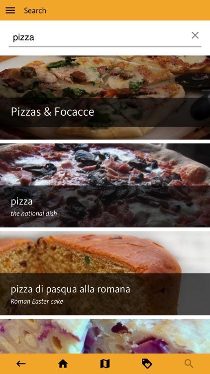 Italian Food Decoder screenshot-8
