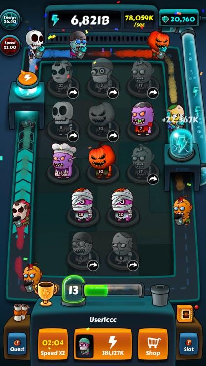 Merge Zombies screenshot-0