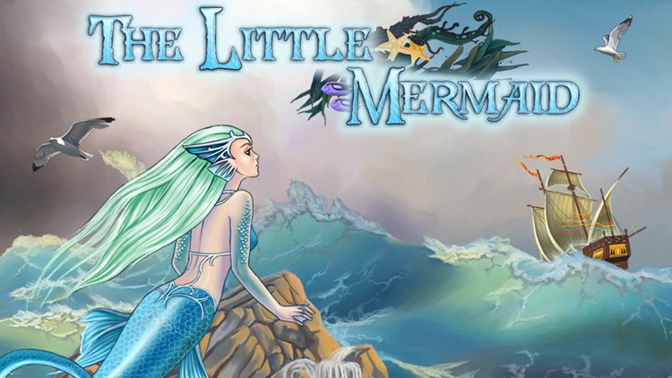 The Little Mermaid Game Book