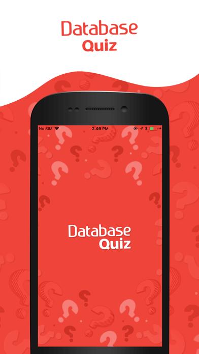 点击获取Database Quiz