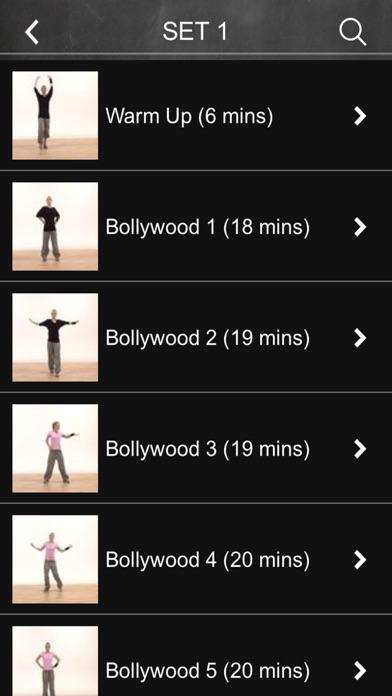 ボリウッドダンスフィットネスクラス screenshot1