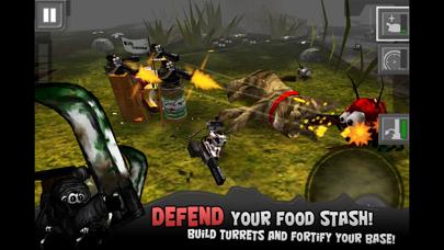 Bug Heroes Deluxe screenshot two