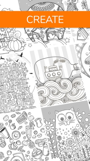 Family Fun Coloring Book App On The Store