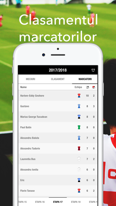 Fotbal Romania Live - Liga 1 screenshot three