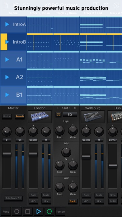 Screenshot #6 for KORG Gadget