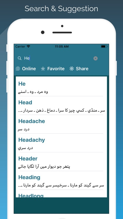 English - Urdu Translator screenshot-2