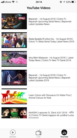Colors TV App on the App Store