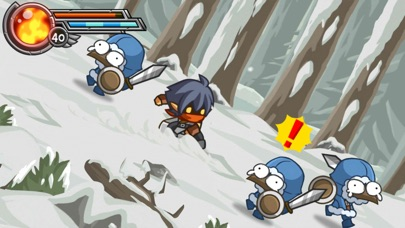 Screenshot from Wonder Blade