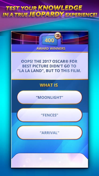 Jeopardy! World Tour screenshot-0