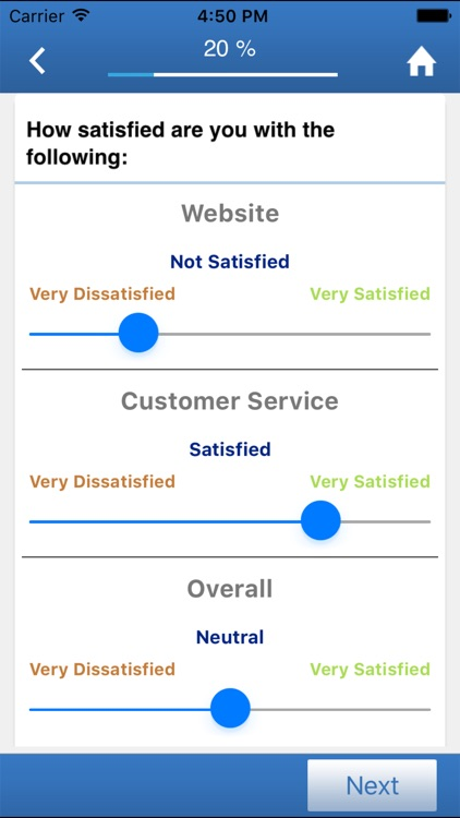 SurveyPocket - Offline Surveys screenshot-3