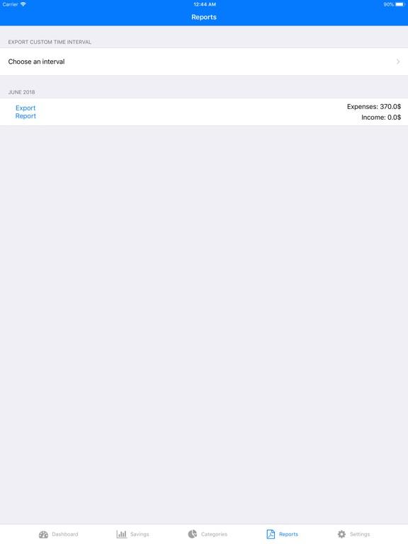 Capturas de Ecrã do iPhone