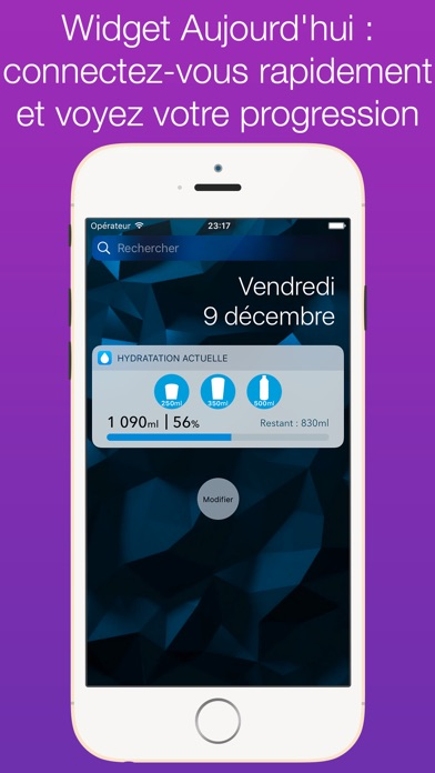 Screenshot for WaterMinder in Lebanon App Store