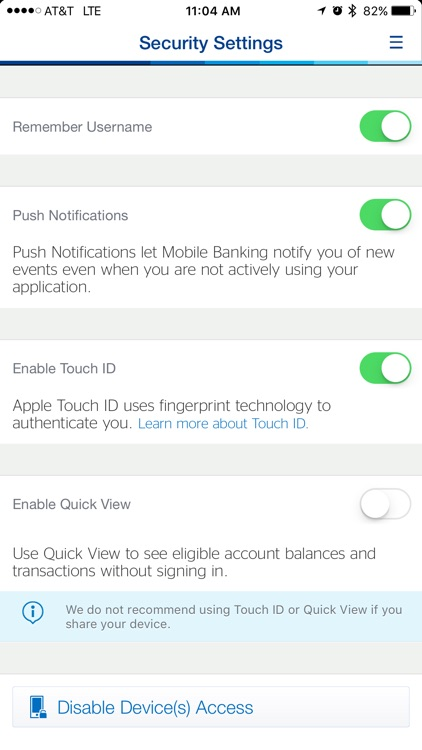 BBVA Compass Mobile Banking screenshot-4