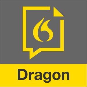 Dragon Anywhere app