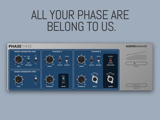 PhaseThree by Audio Damage, Inc.
