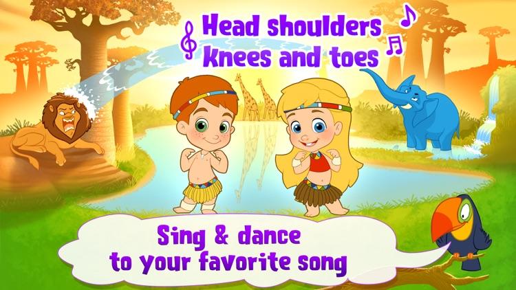 Head, Shoulders, Knees & Toes screenshot-3