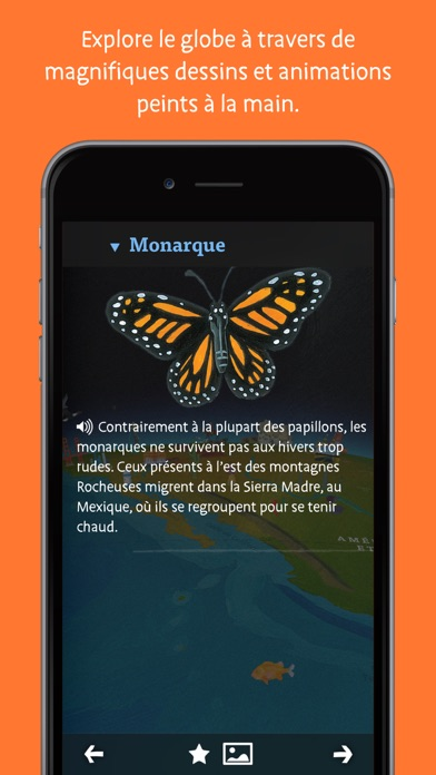 Screenshot for Atlas du monde in Lebanon App Store