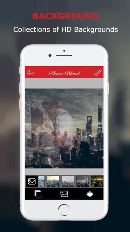 Photo Blend - Photo Mixer