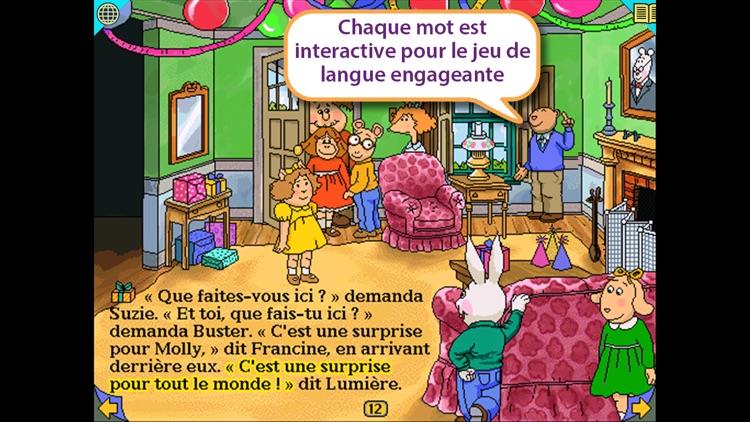 FR-L'Anniversaire D'Arthur screenshot-3