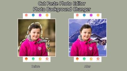 Photo Background Changer 2018 screenshot two