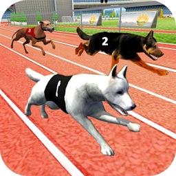 Dog Racing Game: Wild Animal
