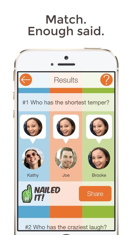 Frivia - Friend Trivia screenshot-3