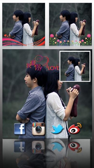 AceCam Romantic Greetings Pro Screenshots
