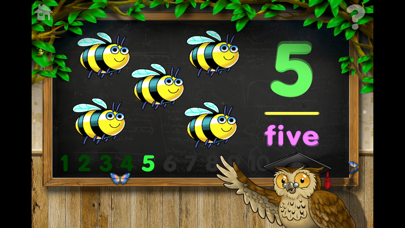 Count 1 to 10 Pocket Learning screenshot three