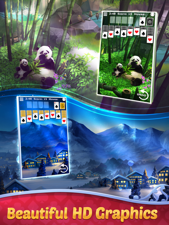 FreeCell Solitaire with Themes screenshot 7