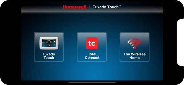Tuxedo Touch on the App Store